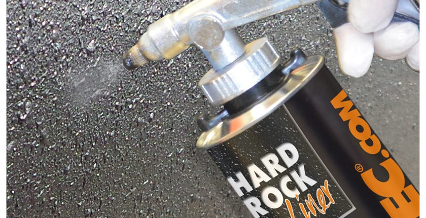 Foliatec Hard Rock Liner