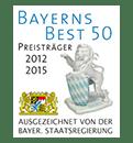 Preisträger Bayerns Best 50
