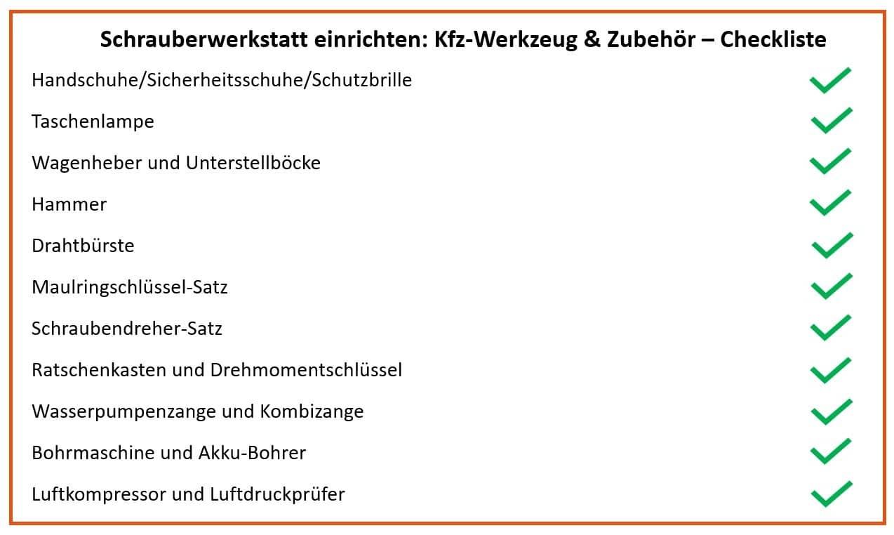 Checkliste_Kfz-Werkzeug_und_Zubehoer_fuer_Hobbywerkstatt_ATP