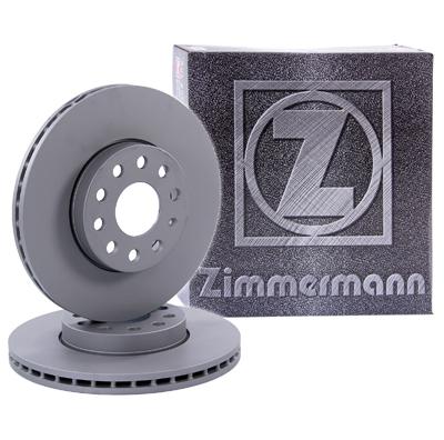Zimmermann Bremsscheibe