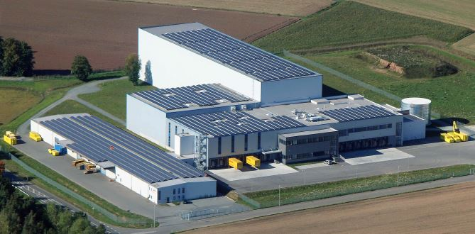 Logistikzentrum Pressath ATP