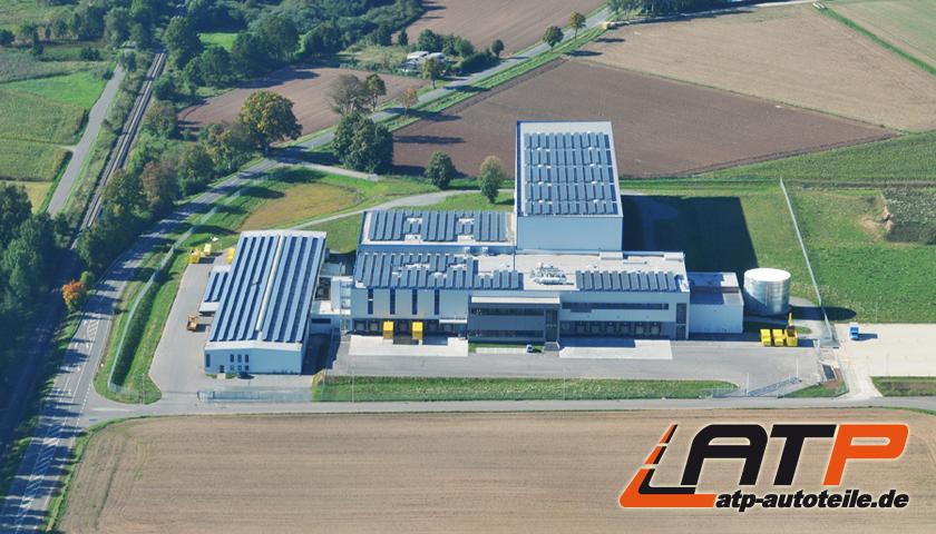 ATP Logistikzentrum Pressath